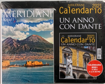 Meridiani Napoli + Calendario 2021 Un anno con Dante