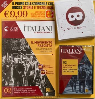 DVD Italiani La nostra storia