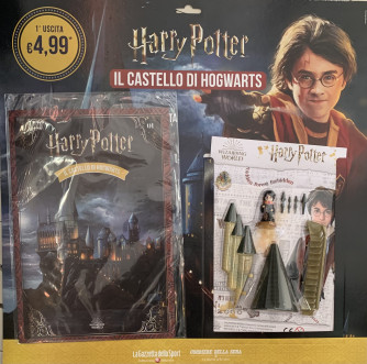 Harry Potter - Il castello di Hogwarts - Prima uscita