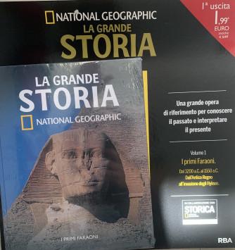 LA GRANDE STORIA NATIONAL GEOGRAPHIC