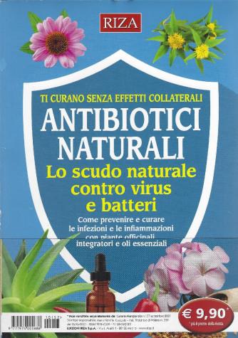 Curarsi mangiando - Antibiotici naturali. Lo scudo naturale contro i virus e batteri - n. 157 - settembre 2021 -