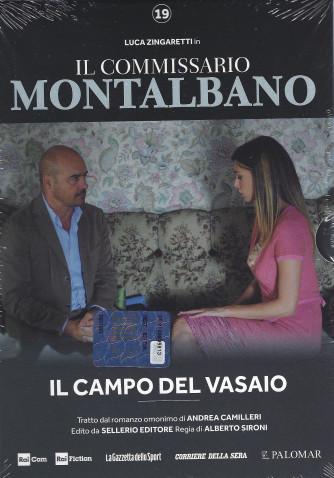 Luca Zingaretti in Il commissario Montalbano -Il campo del vasaio- n. 19 -   - settimanale