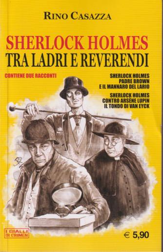 Crimen - Sherlock Holmes -Tra ladri e reverendi - n. 20  -settembre 2021 - mensile