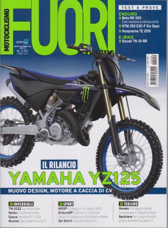 Motociclismo Fuoristrada - n. 9 - agosto - settembre 2021 -