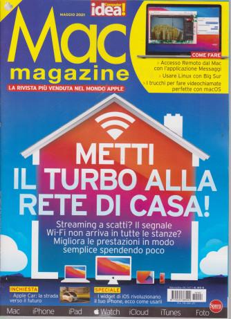Mac magazine - n. 147 - mensile - maggio  2021