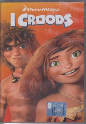 I Dvd di Sorrisi - n. 6  - I Croods -   agosto 2021 - settimanale