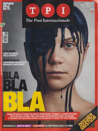 TPI The Post Internationale  - n. 4 - settimanale - ottobre 2021