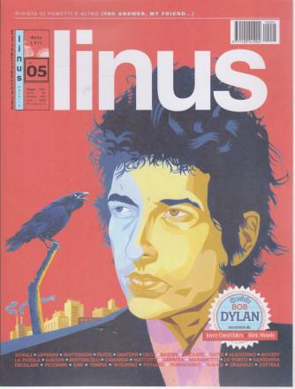 Linus - n. 5 - maggio  2021  - primavera