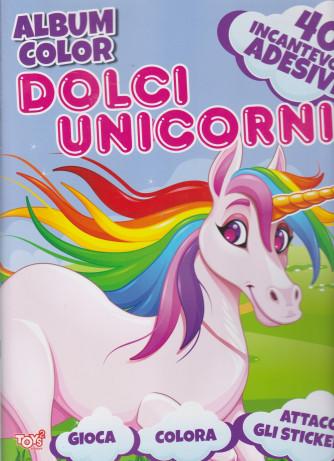 Toys2 Serie Rosa - Album color Dolci unicorni - n. 91 - bimestrale - 22 aprile 2021