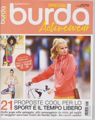 Special Burda Activewear - n. 1 - trimestrale - 3/5/2021
