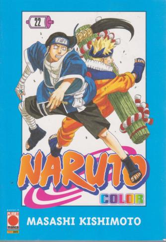 Naruto color - n. 22  settimanale -