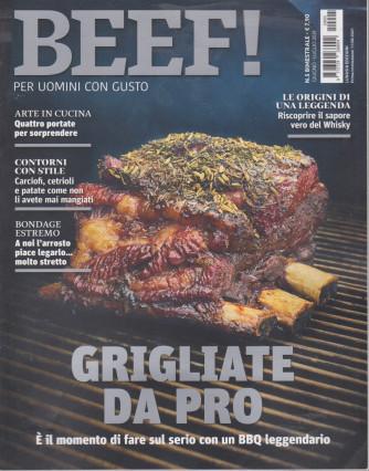 Beef! - n. 5 - bimestrale -luglio  2021