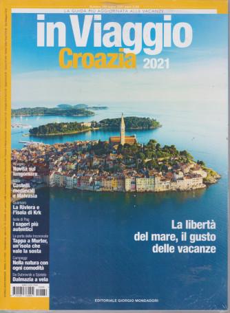 In viaggio Croazia 2021 - n. 286 - luglio 2021