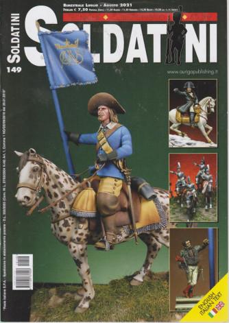 Soldatini - n. 149 - bimestrale - luglio - agosto 2021 - english italian text
