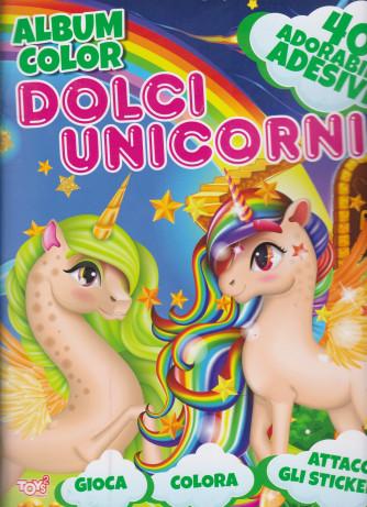 Toys2 Serie Rosa - Album color Dolci unicorni - n. 90 - bimestrale - 18 febbraio 2021
