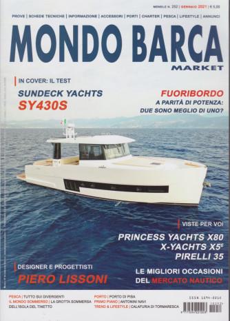 Mondo Barca Market - n. 252 - mensile - gennaio 2021