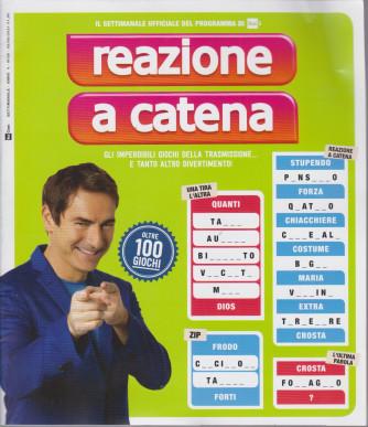 Reazione a Catena - n. 9  - settimanale - 5/8/2021