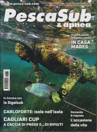 PescaSub & apnea - n. 382 -luglio     2021 - mensile