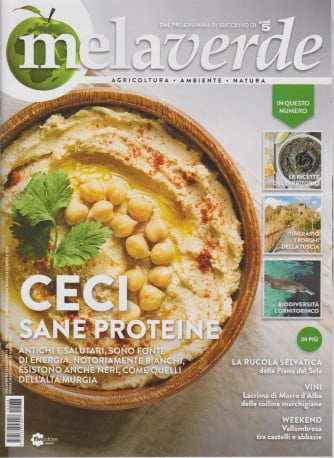 Mela Verde Magazine - n. 38 - mensile - 27 marzo   2021
