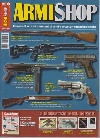 Armi Shop - Annunci Armi - n. 6 - mensile - giugno   2021