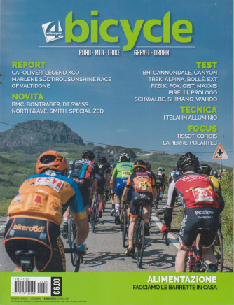 4Bicycle - n.4 -maggio 2021 - mensile
