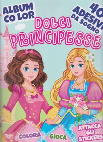 Toys2 Presenta Album color - Dolci principesse- n. 68 - bimestrale -18 marzo 2021