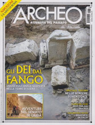 Archeo - n. 434- mensile - aprile  2021