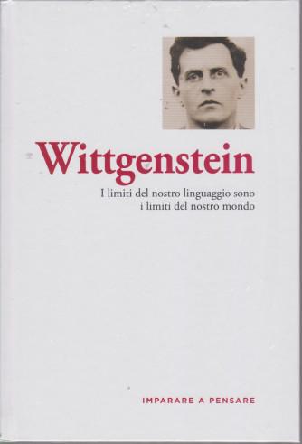 Imparare a pensare -Wittgenstein - n. 26 - settimanale -22/7/2021 - copertina rigida
