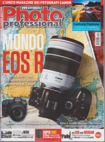 Professional Photo - n. 131 - marzo - aprile 2021 - mensile