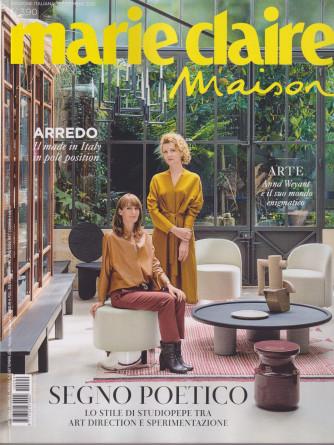 Marie Claire Maison - n. 9 - mensile -settembre  2021- edizione italiana