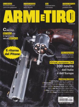 Armi e Tiro - n. 4- aprile  2021 - mensile