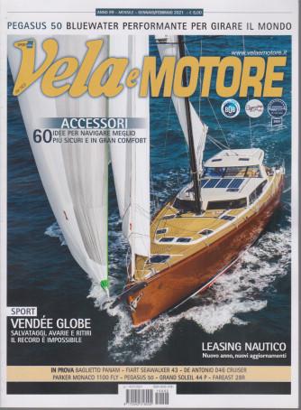 Vela e Motore - n. 2 - mensile - gennaio - febbraio 2021