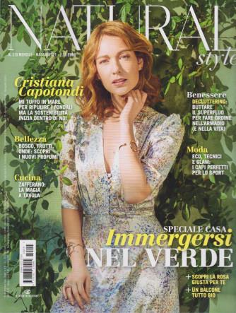 Natural Style - n. 215 - mensile - maggio  2021