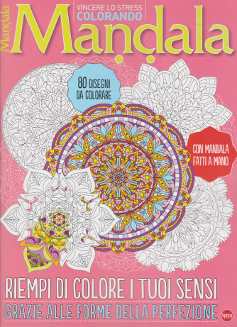 Color Relax Speciale Mandala - n. 6 - bimestrale - dicembre - gennaio 2020-