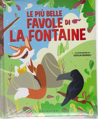 Le iniziative di Oggi - Le più belle storie di La Fontaine - copertina rigida
