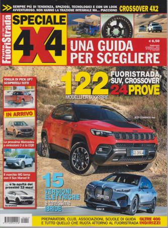 Speciale Tutto Fuoristrada 4x4 - n. 4 - 24/7/2021 - Una guida per scegliere