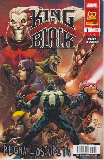Marvel miniserie -King in black-  n. 244 -mensile  - 15 aprile 2021