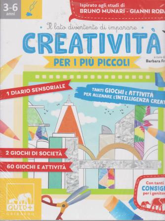 Creatività per i più piccoli - 3-6 anni - n. 3/2021 - mensile -