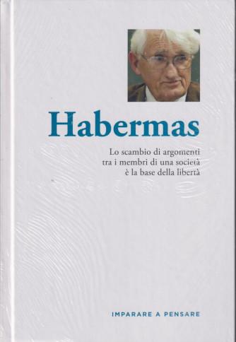 Imparare a pensare -Habermas  n. 38 - settimanale -14/10/2021 - copertina rigida