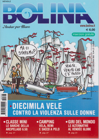 Bolina - n. 396 -maggio  2021- mensile