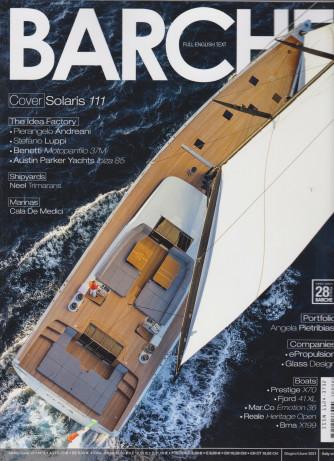 Barche - n. 6  - mensile -giugno  2021 - italiano - inglese