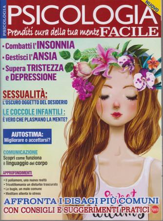 Psicologia facile - n. 3 -agosto - settembre 2021 - bimestrale