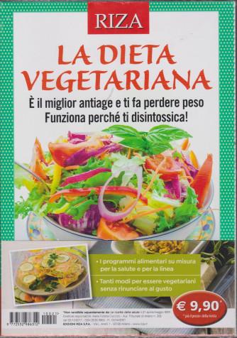 Le ricette della salute -La dieta vegetariana - n. 21 - aprile - maggio 2021