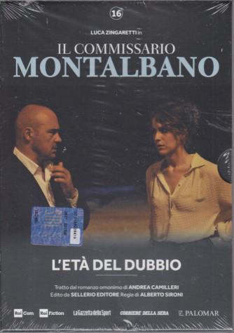 Luca Zingaretti in Il commissario Montalbano -L'età del dubbio- n. 16 -   - settimanale
