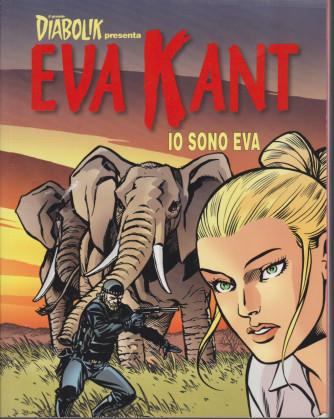 Il Grande Diabolik  presenta Eva Kant - n. 2 -Io sono Eva - quadrimestrale - 25/7/2020