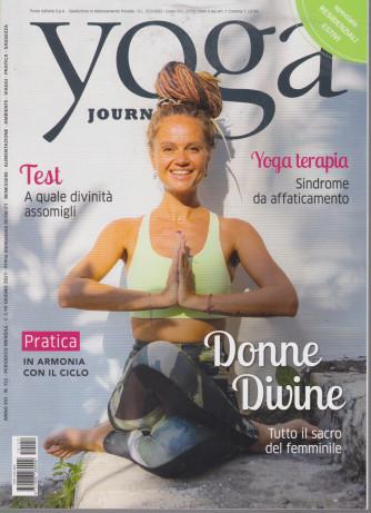Yoga Journal -     n. 152 - mensile -giugno  2021
