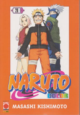 Naruto color - n. 28  settimanale -