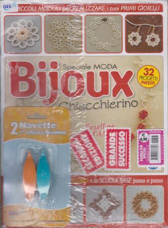 Donna Piu' Special - n.53 - bimestrale - Bijoux Chiacchierino - + 2 navette per chiacchierino