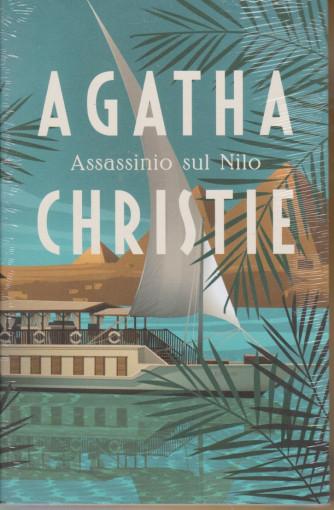 I grandi autori - n. 1 - Agatha Christie - Assassinio sul Nilo - 29/12/2020 - settimanale