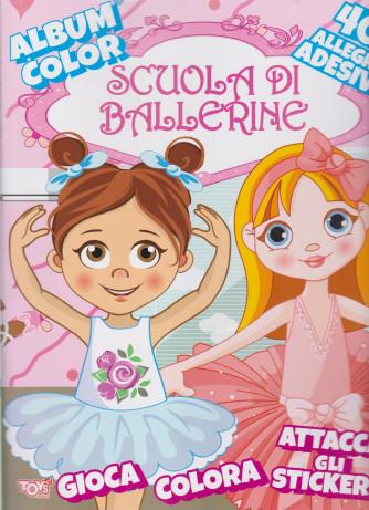 Album color  Scuola di ballerine - n. 46 - bimestrale - 22 aprile 2021